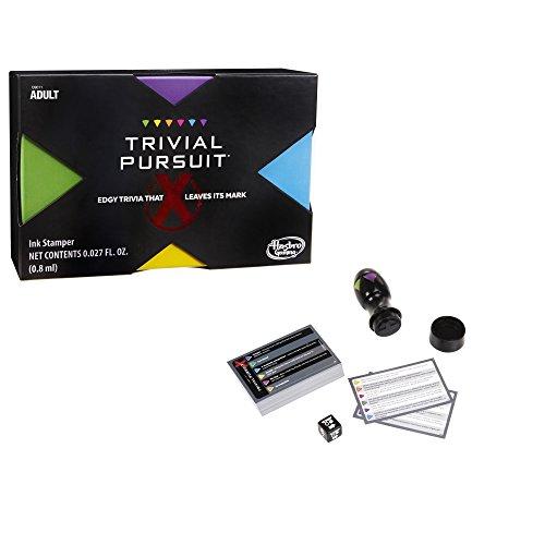 Trivial Pursuit X Game (Explicit Content - Adults Only!)