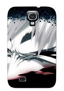 Eatcooment Galaxy S4 Hybrid Tpu Case Cover Silicon Bumper Bleach