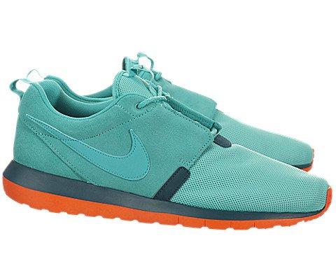 Nike Roshe Run NM - Dusty Cactus / Space Blue-Copper Flash, 8 D US