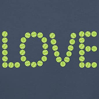 Baby//Toddler T-Shirt 3-24 Months Tennis Love