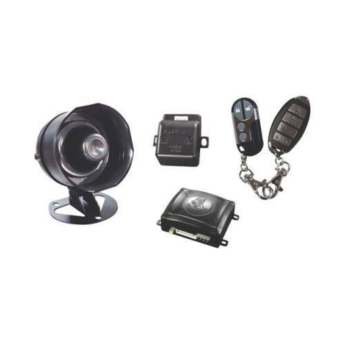 K9 Omega K9mundialssx Vehicle Alarm System W/ Keyless Entry Anti Carjacking
