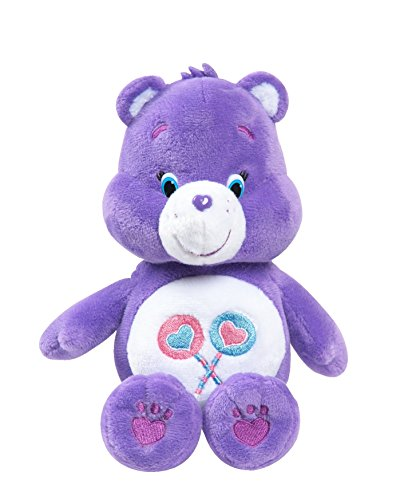 Care Bears Just Play Beans Share Plush - Care Bears Stuffed Animals