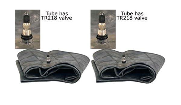 SET OF TWO 7.5L15 8.5L14 9.5L14 8.5L15 9.5L15 Farm Implement Tire Inner Tubes