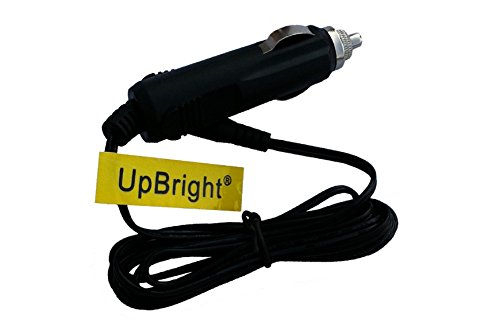 UpBright New Car DC Adapter for Emerson GF626 GF827 GF829 Karako USA GF829S Portable DVD Karaoke Player Machine System Auto Vehicle Boat RV Camper Cigarette Lighter Plug Power Supply Cord -