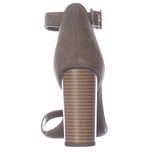 Bar III B35 Mikayla Ankle Strap Dress Sandals - Lichen Zmrvzfkyk