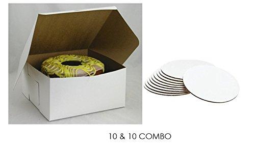 8x8 pie box - 8