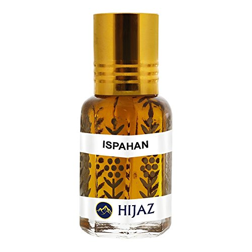 Isphahan Oud Authentic Alcohol Free Arabian Scented Oil Attar Fragrance - 6ML