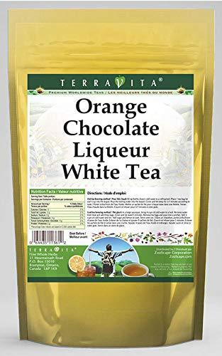 Orange Chocolate Liqueur White Tea (25 Tea Bags, ZIN: 540077) - 2 Pack