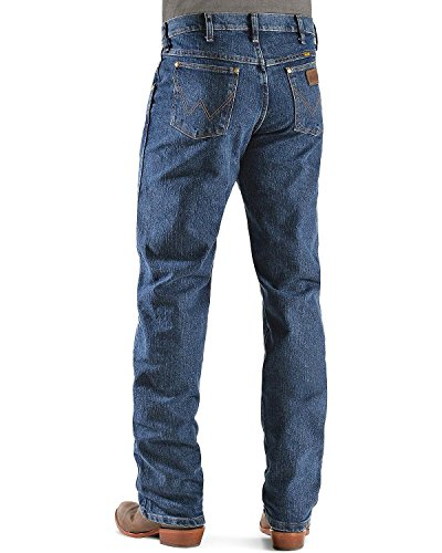 Wrangler Men's Premium Cowboy Cut Regular Fit (Fit Cowboy Cut Jeans)