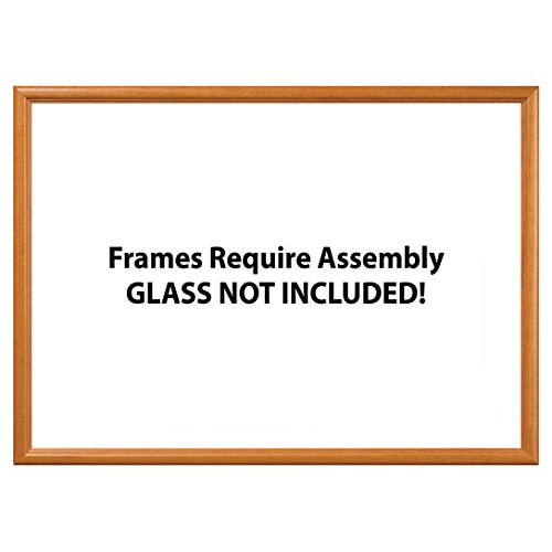 MasterPieces Accessories, Solid Wood Frame for 1000 Pieces Jigsaw Puzzles, Natural Finish,  19.25