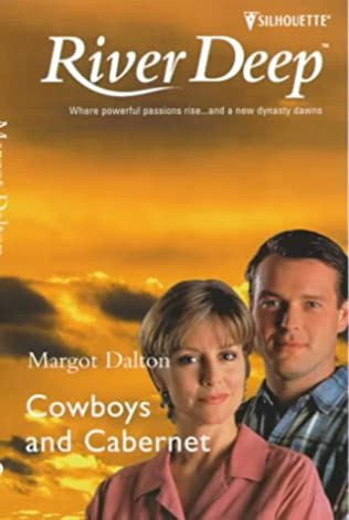 book cover of Cowboys and Cabernet