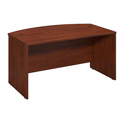 Bush Business Furniture Series C Elite 60W x 36D Bow Front Desk Shell in Hansen (66 Bow Front Desk)