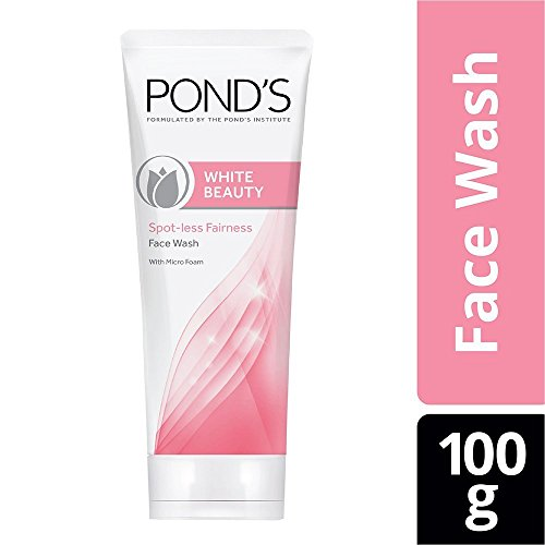 Pond's White Beauty Daily Facial Foam Spot-Less Rosy White 100g / 3.5 oz 3