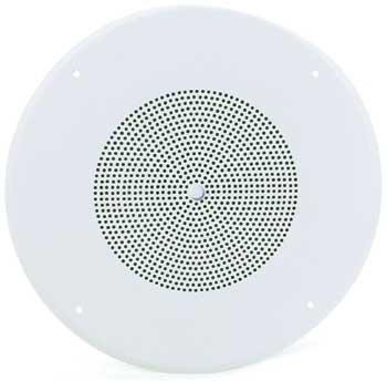 Atlas Sound SD72WV 8'' 25W Ceiling Speaker by Atlas Sound
