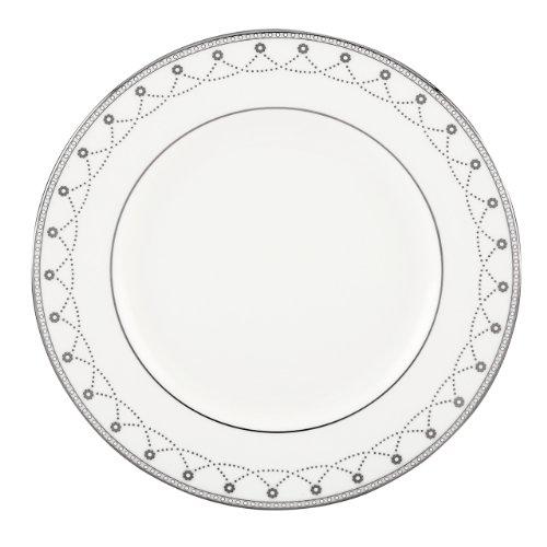 Lenox Iced Pirouette Salad Plate