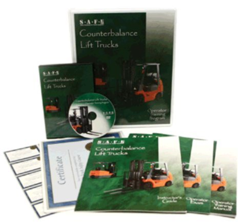 Safe Sit-down Counterbalance Forklift Training Package by SAFE
