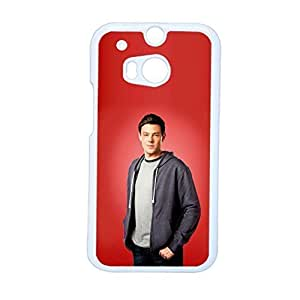 Design With Cory Monteith Thin Phone Cases For Boy For Htc One M8 Choose Design 9 BY supermalls