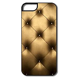 Geek Bronze Cloth IPhone 5/5s Case For Him