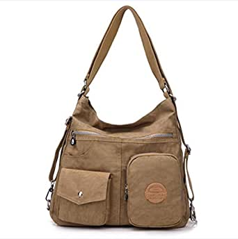New Waterproof Women Bag Double Shoulder Bag Designer Handbags Nylon Female Handbag Bolsas Sac a Main