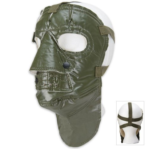 BUD K Military Surplus GI Cold Weather Face Mask