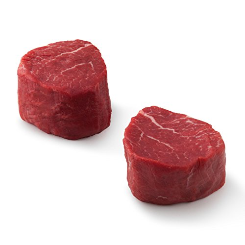 H.F.'s Outstanding Black Angus Beef Tenderloin, 8 Ounce (Pack of 2)