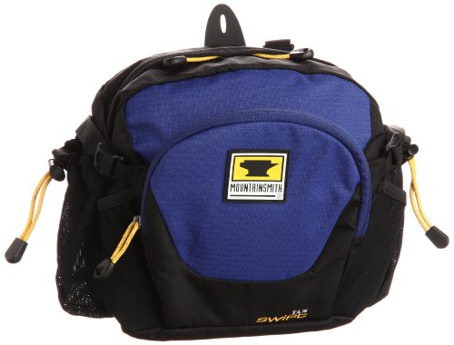 Mountainsmith Lumbar-Recycled Series Swift TLS R Backpack (Heritage Cobalt), Outdoor Stuffs