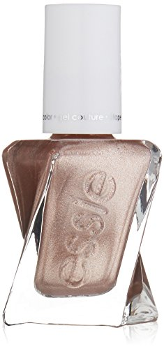 (essie Gel Couture Bridal Nail Polish Collection, To Have & To Gold, 0.46)
