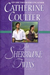 book cover of The Sherbrooke Twins