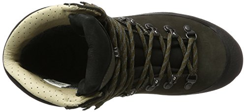Hanwag Rise dark Women's Shoes High Alaska Asche Grey Hiking Black GTX wIIzxrdq