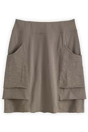 Neon Buddha Fair Trade Global Skirt (XL, Earth)