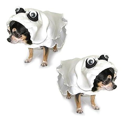 Amazon.com: Disfraz de perro Ghost Disfraces – Vestido Su ...