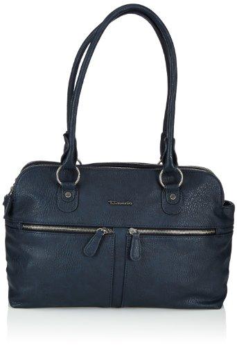Tamaris PINA Tote Bag 1031999-805 Damen Henkeltaschen 36x26x13 cm (B x H x T), Blau (navy)