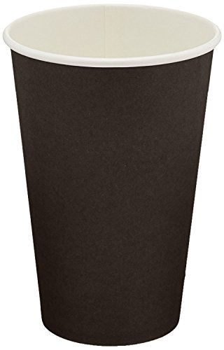 Jubilee 12-Ounce Paper Cups, 40 Count, Black