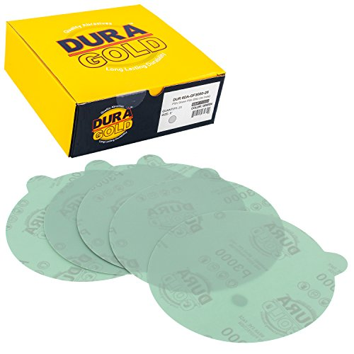 Dura-Gold - Premium Film Back - 3000 Grit 6