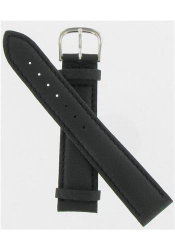 Swiss Army Brand 20mm-CAVALRY,Leather-Black
