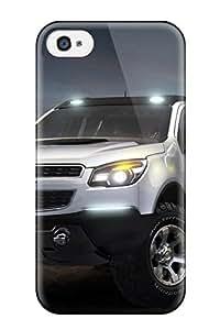 Jeremy Myron Cervantes ImoHmtA3930aEMeR Case Cover Skin For Iphone 4/4s (chevrolet Colorado Rally Concept Car)