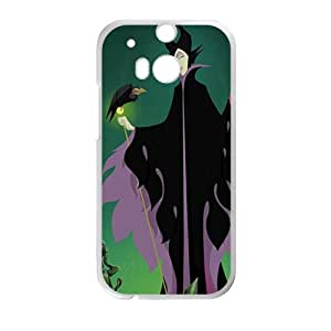 Evil witch Cell Phone Case for HTC One M8
