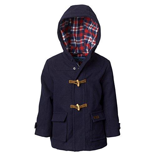 Plaid Toggle Jacket - 5