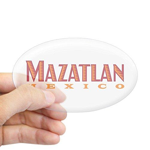CafePress Mazatlan Mexico Sticker Bumper product image