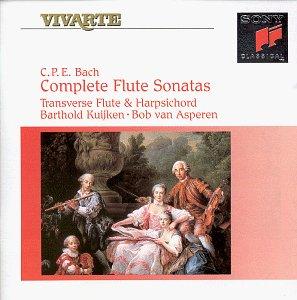 Sonatas Complete Harpsichord (C.P.E. Bach: Complete Flute Sonatas)