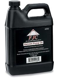 FJC 2200 Vacuum Pump Oil - 1 Quart