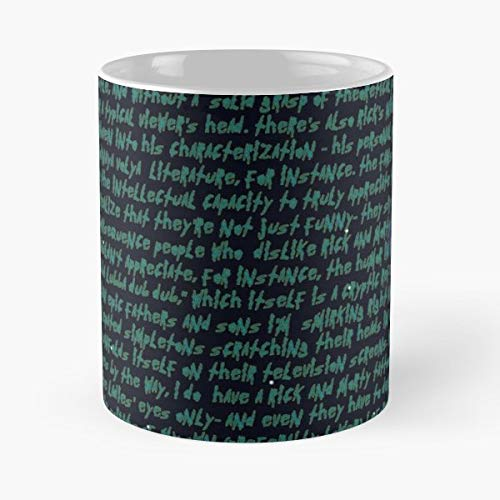 To Be Fair You Have A Very High Iq Copypasta Meme Coffee Mugs Unique Ceramic Novelty Cup
