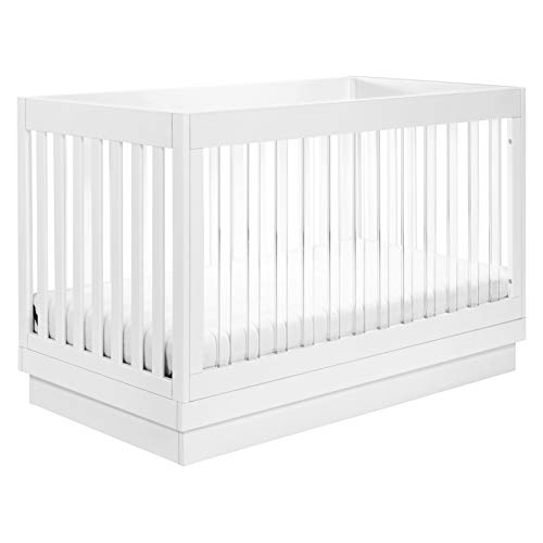 Babyletto Harlow Acrylic 3-in-1 Convertible Crib