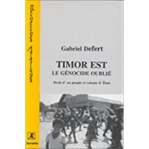 Timor est, le génocide oublié