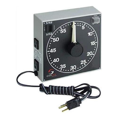 GraLab 300 60-Minute Darkroom Timer, 240V, 50Hz by GraLab