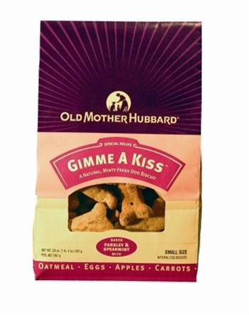 Old Mother Hubbard Gimme A Kiss Small Dog Biscuits 20 Oz - - (Pack of 6) - Pack Of 6 ()