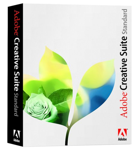 Adobe Creative Suites Standard 1.1 (Mac) [Old Version] by Adobe