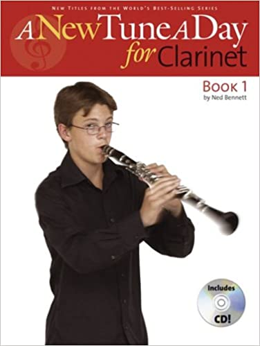 |BEST| A New Tune A Day - Clarinet, Book 1. required encaje Cortes Limites Apply Comets
