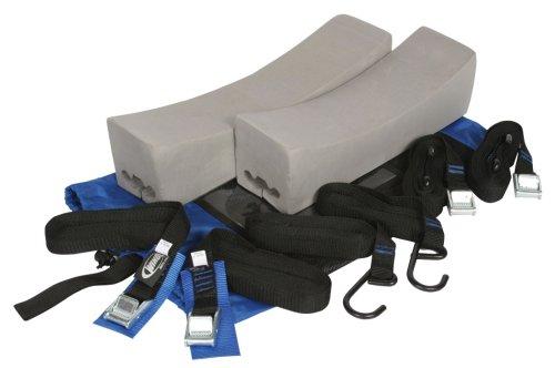 - Seattle Sports NO SKID Universal Kayak Foam Blocks for Roof Racks, Cradles, and Carriers (Pair, 16 Inch)