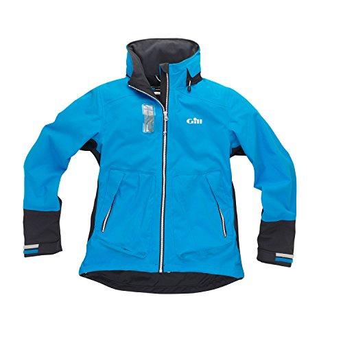 Gill Ladies Coastal Racer Jacket Blue/Graphite Cr11JW